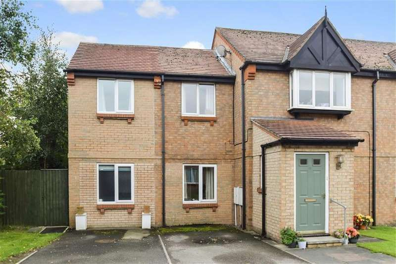 4 Bedrooms Terraced House for sale in Wash Beck Close, Scarborough, North Yorkshire, YO12
