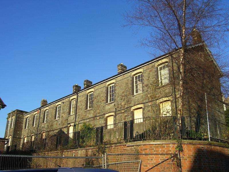 Mews House for sale in Workhouse, Carmarthen, Carmarthenshire.