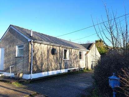 4 Bedrooms Bungalow for sale in Waunfawr, Caernarfon, Gwynedd, LL55
