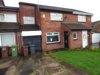 3 Bedrooms Semi Detached House for sale in Castleton Drive, Bootle, Liverpool, Merseyside, L30