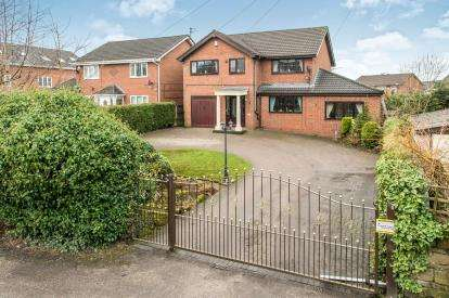 4 Bedrooms Detached House for sale in New Field Court, Westhoughton, Bolton, Greater Manchester, BL5