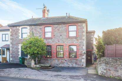 3 Bedrooms Semi Detached House for sale in West Town Road, Backwell, Bristol
