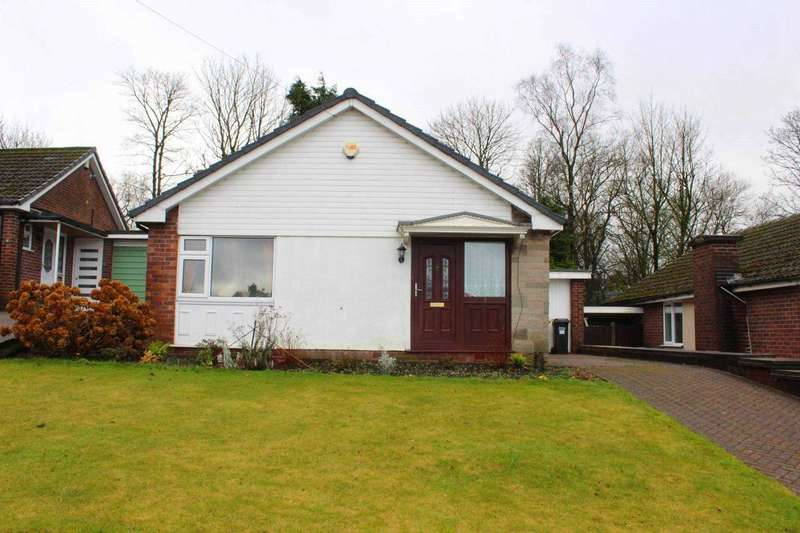 2 Bedrooms Bungalow for sale in Grizedale Close, Smithills