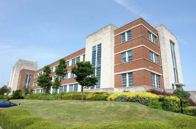 2 Bedrooms Apartment Flat for sale in The Wills Building, High Heaton