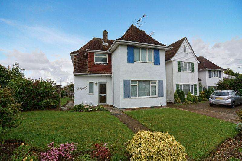 4 Bedrooms Detached House for sale in Half Moon Lane, Worthing
