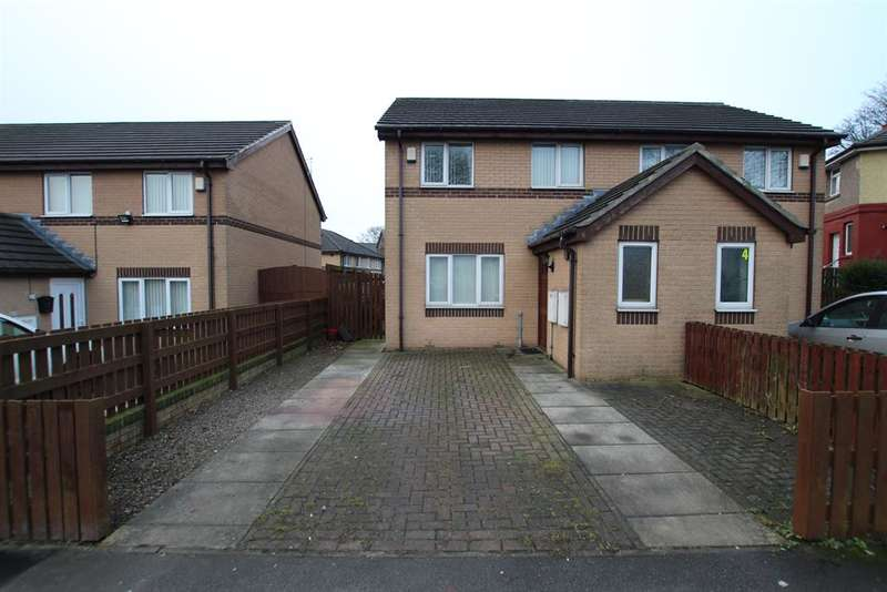 3 Bedrooms Semi Detached House for sale in Burnham Avenue, Bradford, West Yorkshire, BD4 6JH