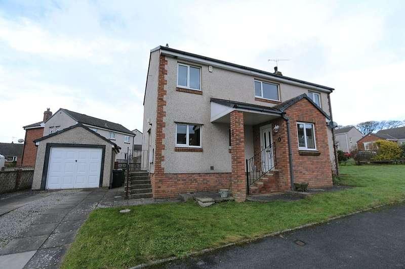 4 Bedrooms Detached House for sale in Elbra Farm Close, Ellenborough, Maryport, Cumbria, CA15 7RG