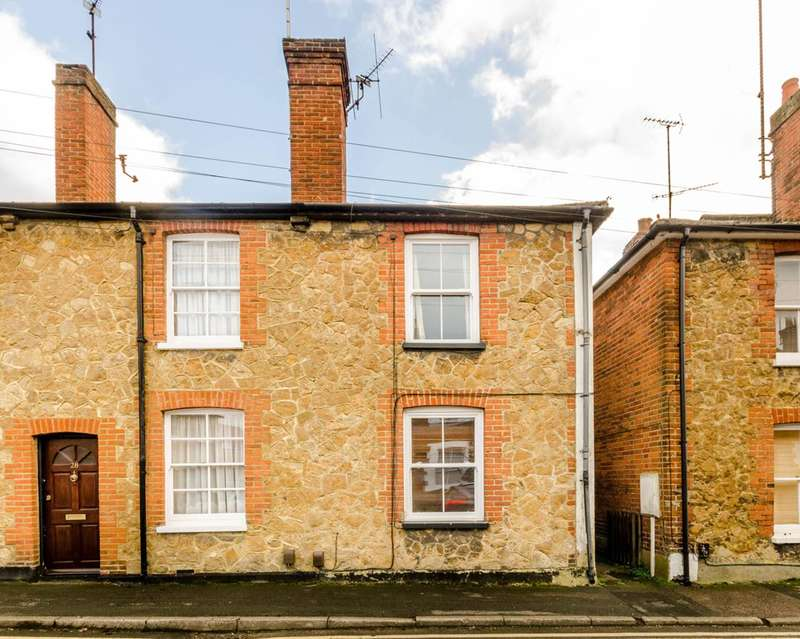 2 Bedrooms End Of Terrace House for sale in Cooper Road, Guildford, GU1