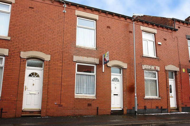 4 Bedrooms Terraced House for sale in Tilbury Street, Oldham