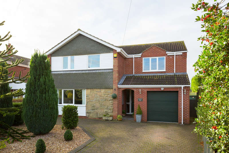 4 Bedrooms Detached House for sale in Baffam Gardens, Selby