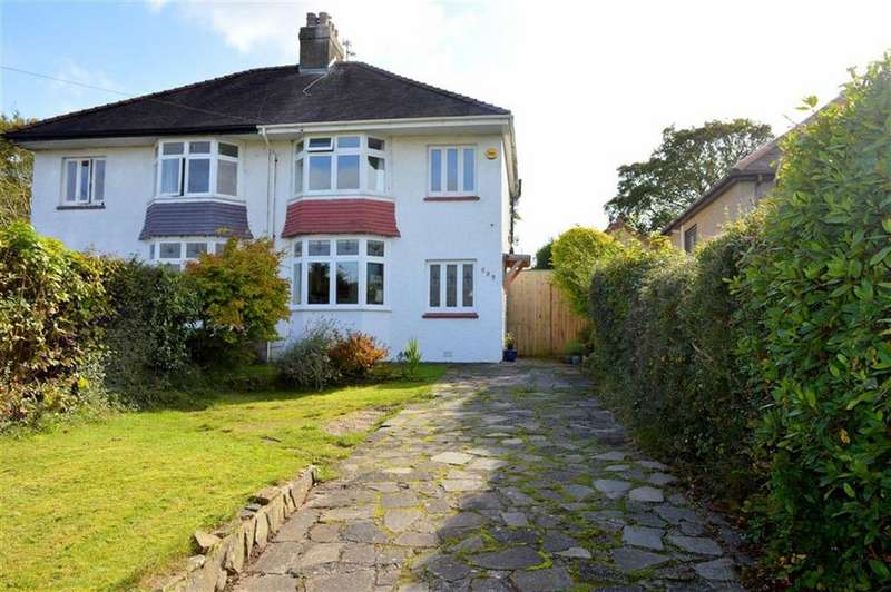 3 Bedrooms Semi Detached House for sale in Gower Road, Upper Killay, Swansea