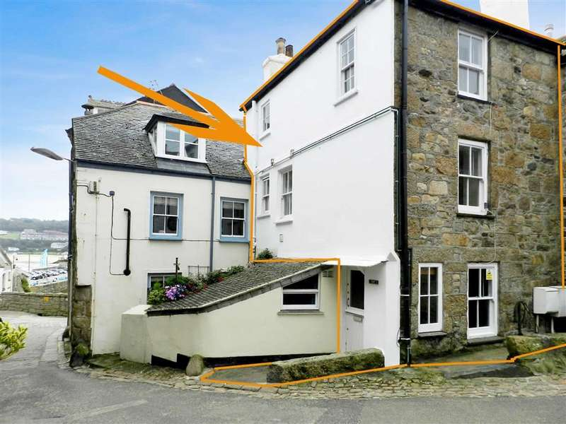 3 Bedrooms Cottage House for sale in Quay Street, St Ives