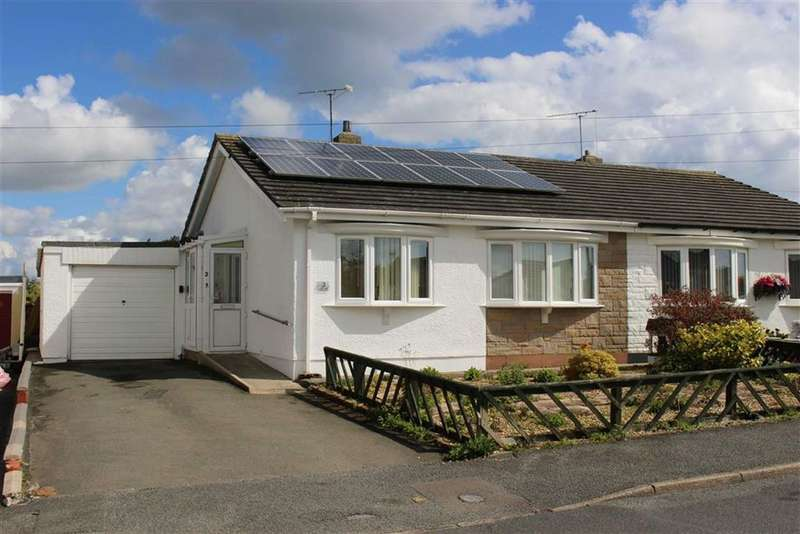 2 Bedrooms Semi Detached Bungalow for sale in Sandyhill Park, Saundersfoot