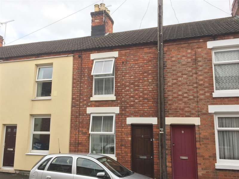 2 Bedrooms Terraced House for sale in Ordish Street, Burton-On-Trent