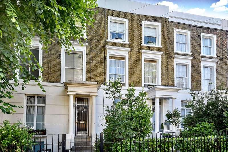 2 Bedrooms Maisonette Flat for sale in Halliford Street, Islington, London, N1