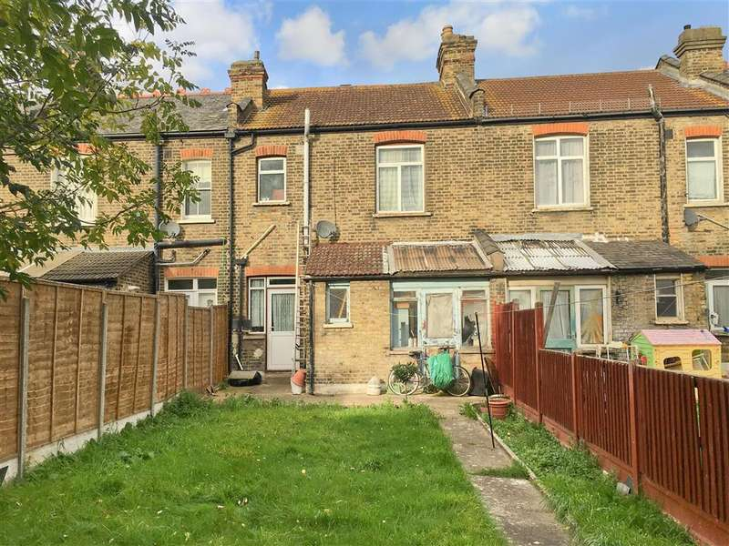 3 Bedrooms Terraced House for sale in Kimberley Avenue, , Ilford, Essex