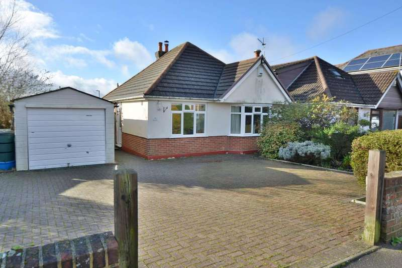 2 Bedrooms Detached Bungalow for sale in St Clements Road, Poole, BH15 3PB
