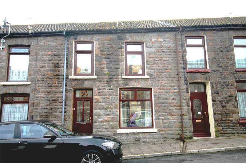 3 Bedrooms Terraced House for sale in Alexandra Road, Pentre
