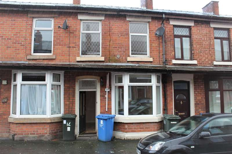 2 Bedrooms Terraced House for rent in Stephenson Street, Chorley