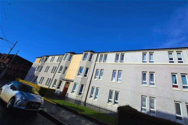 3 Bedrooms Flat for sale in Muslin St, Bridgeton, Glasgow G40