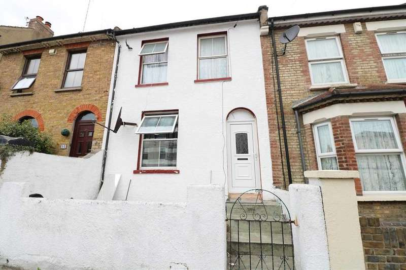 3 Bedrooms Terraced House for sale in Wellington Street, Gravesend