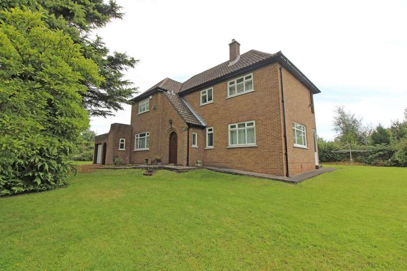 4 Bedrooms Property for sale in Druidstone Rd, Old St Mellons, Cardiff