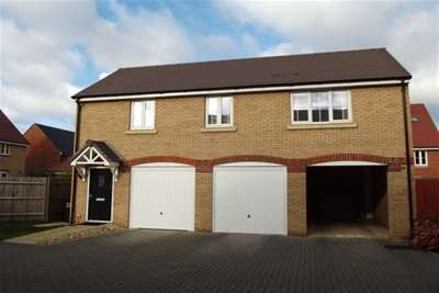 2 Bedrooms House for rent in Chamberlain park, Biggleswade