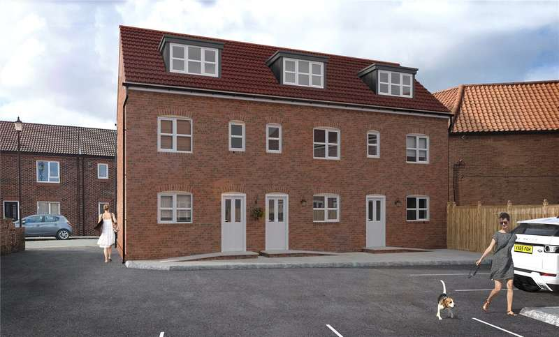 3 Bedrooms Terraced House for sale in Millgate, Selby, YO8