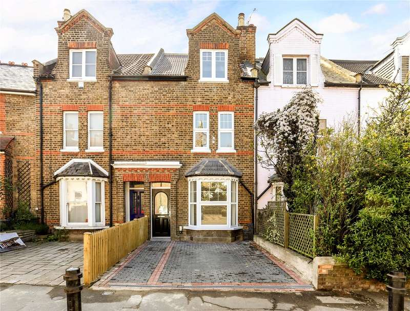 4 Bedrooms Terraced House for sale in Haven Lane, Ealing, W5