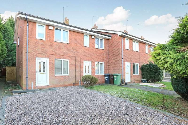 2 Bedrooms Property for sale in Warmley Close, Wolverhampton, WV6