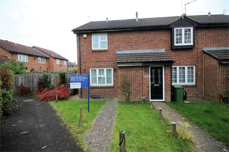 3 Bedrooms End Of Terrace House for sale in Pemberton Gardens, Calcot, READING, Berkshire