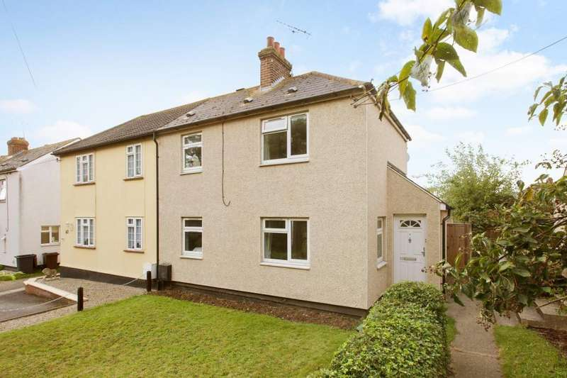 2 Bedrooms Semi Detached House for sale in Lodge Road, Writtle, Chelmsford, Essex, CM1