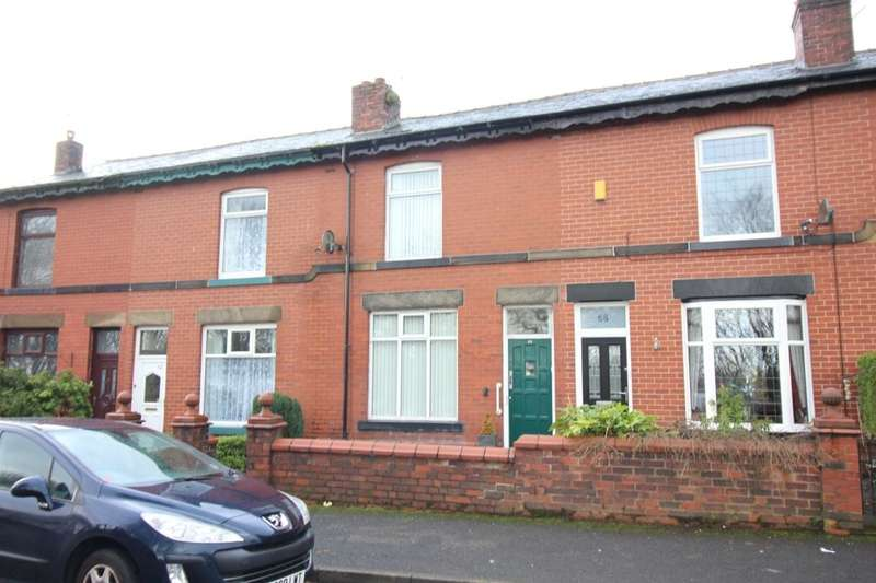 2 Bedrooms Terraced House for sale in South Royd Street, Tottington, Bury, BL8