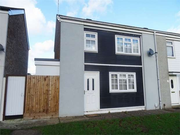 3 Bedrooms End Of Terrace House for sale in Shaggy Calf Lane, Slough, Berkshire