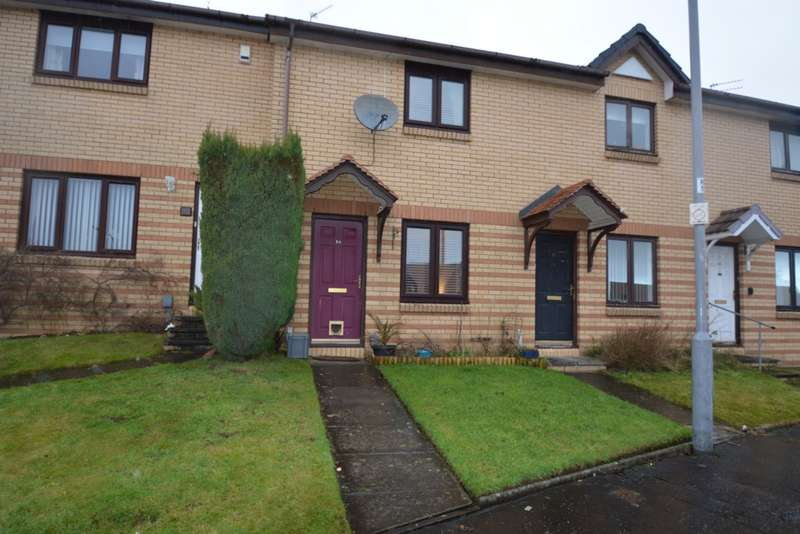 2 Bedrooms Terraced House for sale in Craigash Quadrant, Milngavie, G62