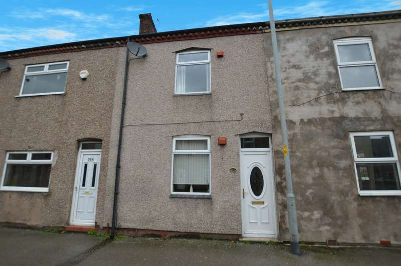 2 Bedrooms Terraced House for sale in Manchester Road, Tyldesley, M29 8DL