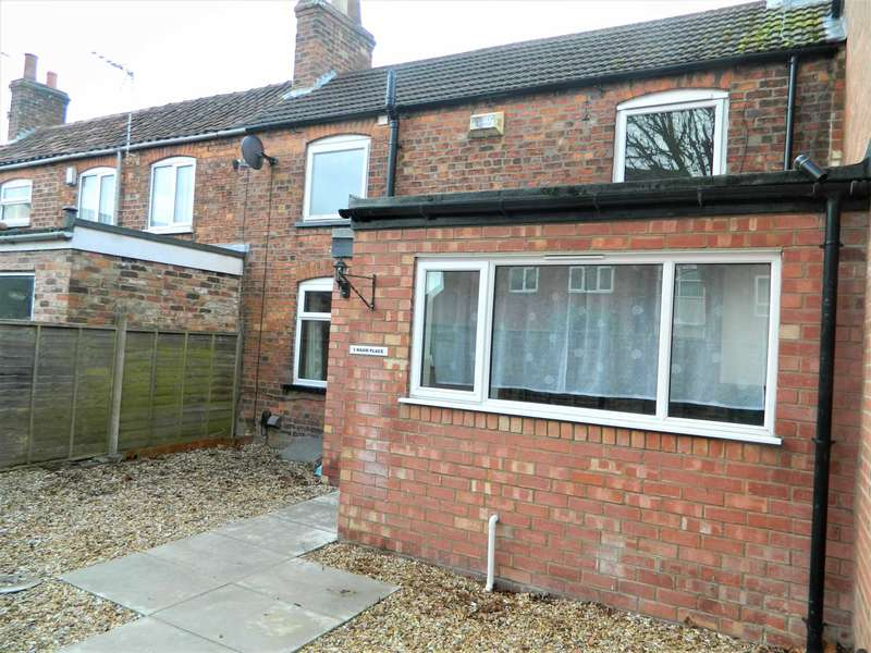2 Bedrooms Terraced House for sale in 3 Naam Place, Lincoln, LN1 3LA