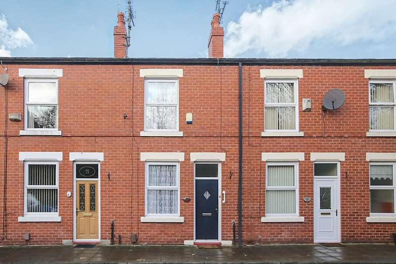 2 Bedrooms Terraced House for sale in Werneth Street, Stockport, SK1