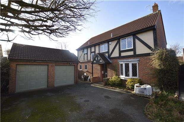 4 Bedrooms Detached House for sale in Ottrells Mead, Bradley Stoke, BRISTOL, BS32 0AL