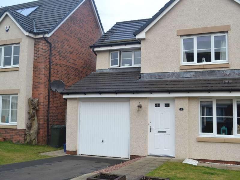 3 Bedrooms Detached House for sale in 8 Eilston Loan, Kirkliston, EH29 9FL