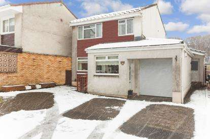 3 Bedrooms Detached House for sale in Marchfield, Bishopbriggs