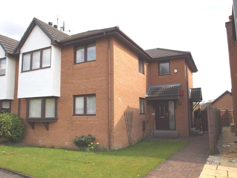 2 Bedrooms Flat for rent in Cunnigham Drive, Giffnock