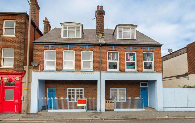 Block Of Apartments Flat for sale in High Street, Dovercourt, Harwich