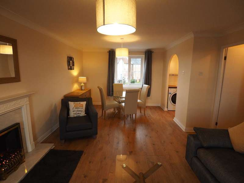 3 Bedrooms Apartment Flat for rent in Lancelot Court, Victoria Dock, Hull, HU9 1QD