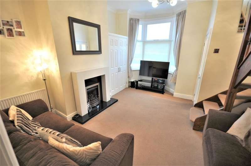 2 Bedrooms Terraced House for sale in Brockholes View, Preston, Lancashire, PR1 4BH