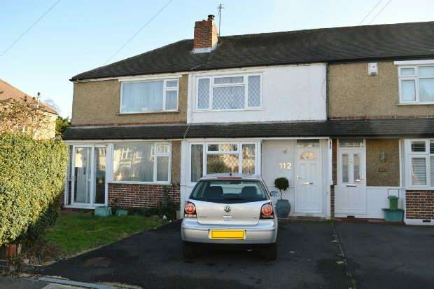 3 Bedrooms Terraced House for sale in Station Avenue, West Ewell