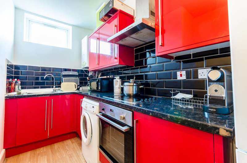 2 Bedrooms Flat for sale in High Road Leyton, Leyton, E10