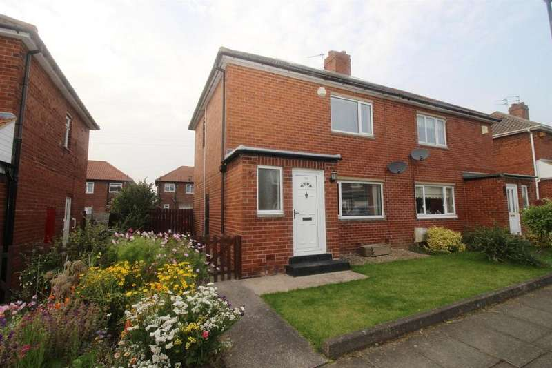 2 Bedrooms Semi Detached House for sale in Rookwood Drive, Seaton Burn, Newcastle Upon Tyne