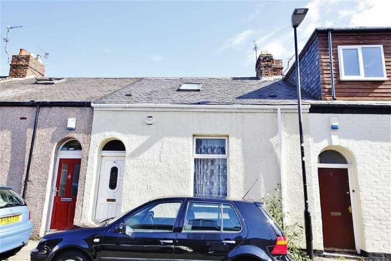 2 Bedrooms Cottage House for sale in Rosedale Street, Millfield, Sunderland, SR1