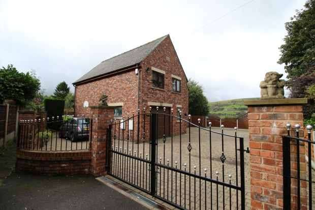 6 Bedrooms Detached House for sale in Staley Road, Mossley, Greater Manchester, OL5 9PE